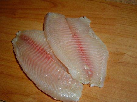 Рецепты филе морского окуня